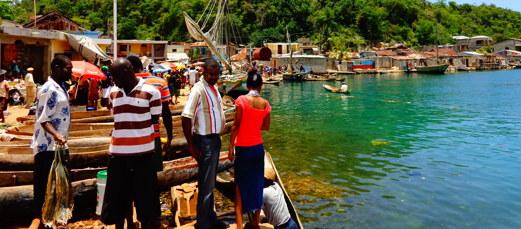 Port-de-Pestel, Haiti